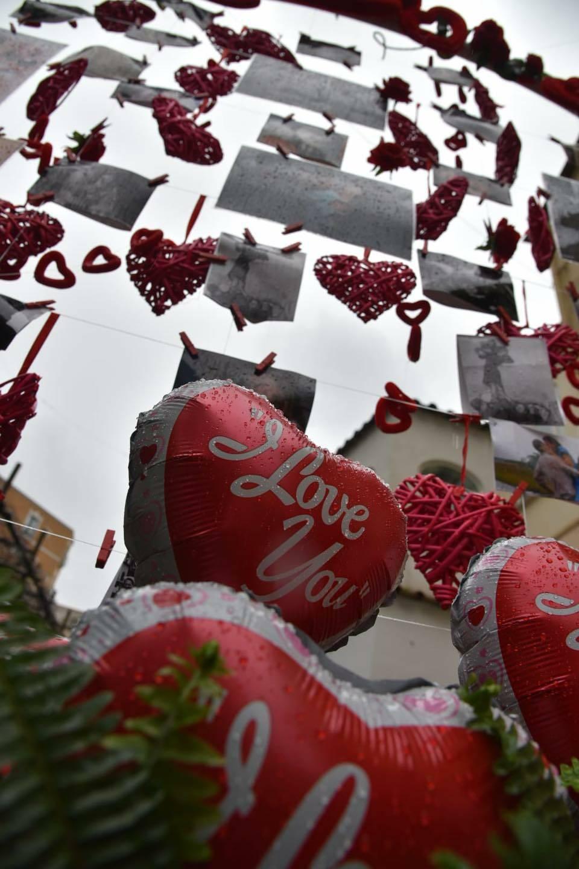 Positano celebra la Festa dell'amore
