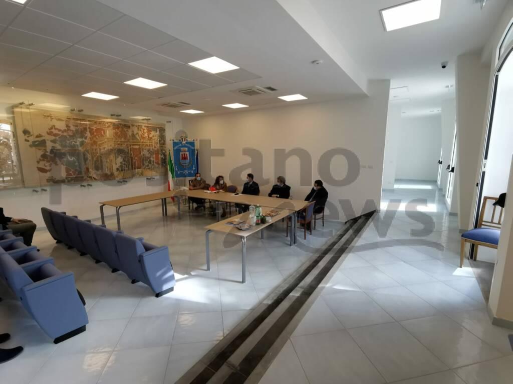 Positano: in corso un incontro con l'assessore regionale al turismo Casucci