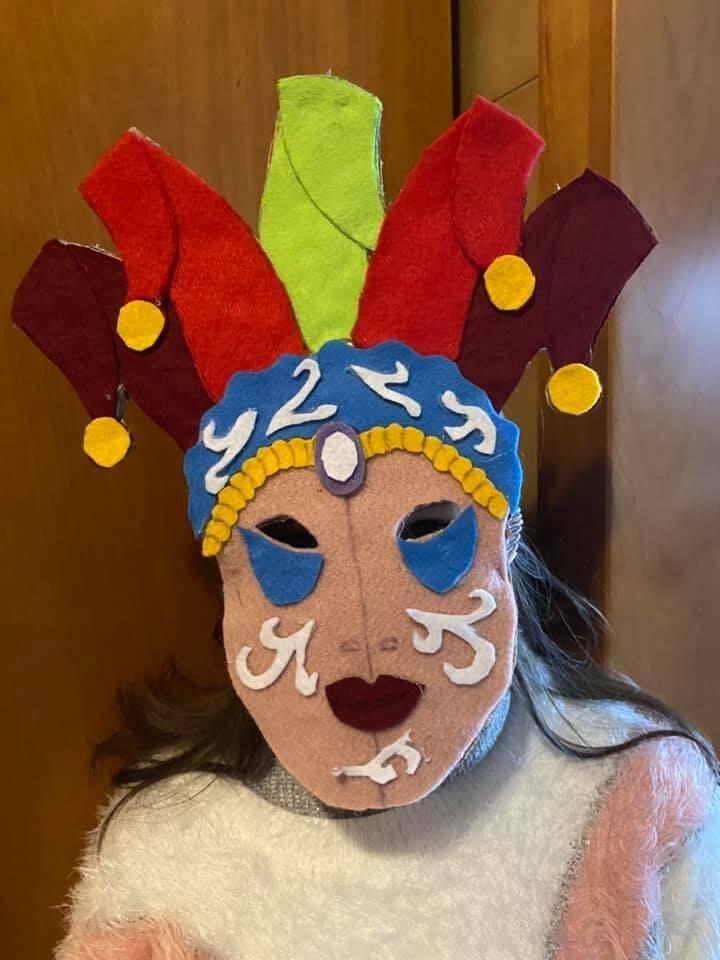 """Positnao: le foto del Contest di Carnevale  """"Tutti in Maschera""""!"""