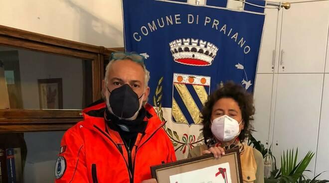 Praiano. Convenzione con la P.A. Millenium di Amalfi , in aiuto per le emergenze