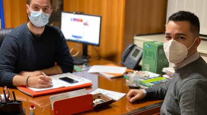 Punta Campanella, il Presidente del Parco incontra il consigliere regionale Cirillo