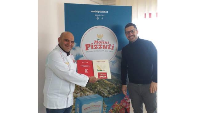 ramonti, a Francesco Maiorano della pizzeria San Francisco il riconoscimento Brand Specialist di Molini Pizzuti
