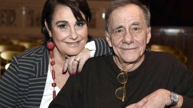 Roberto Vecchioni, chi è la moglie Daria Colombo