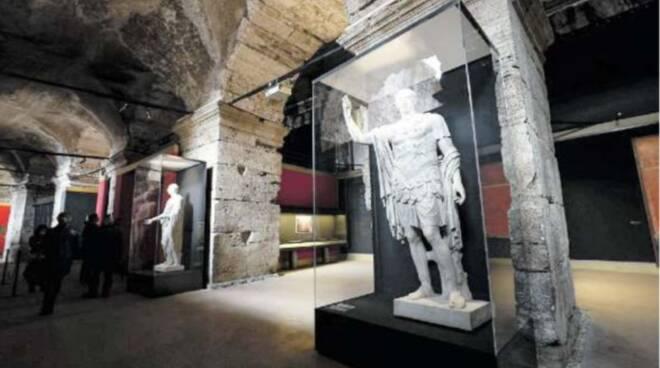 Roma svela Pompei: il mito allo specchio