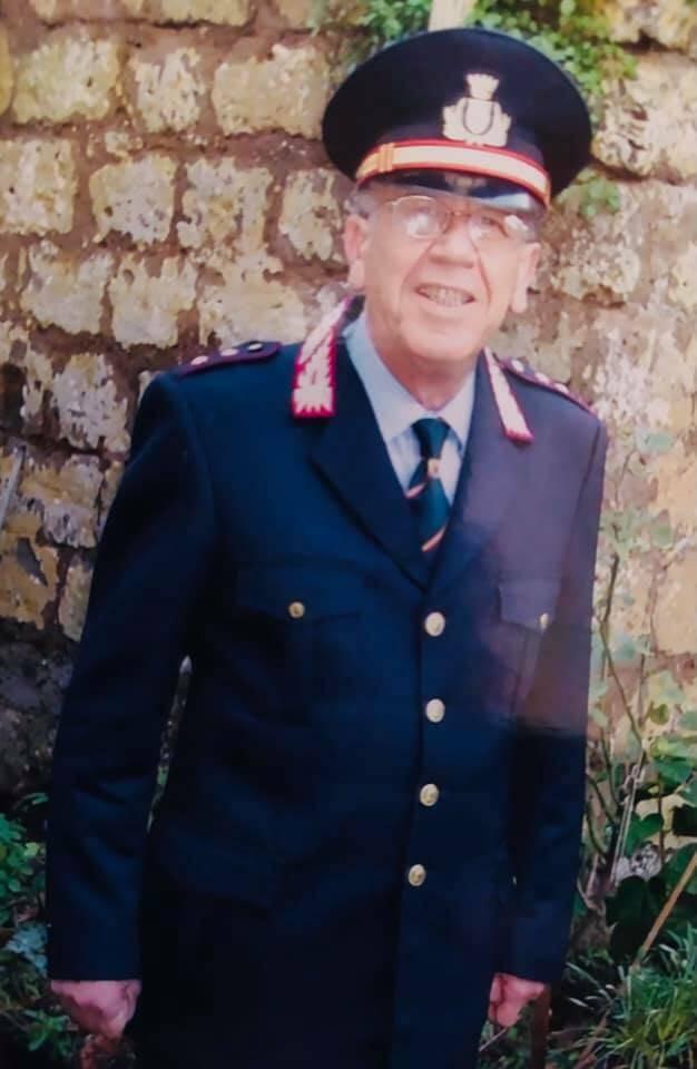 Salvatore Coppola ex comandante dei vigili di Meta