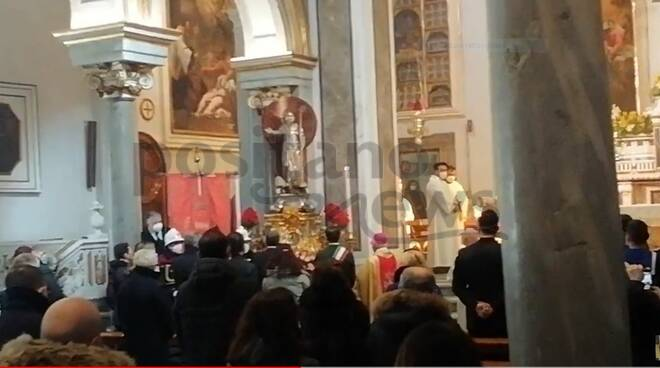 Sant'Antonino protettore di Sorrento