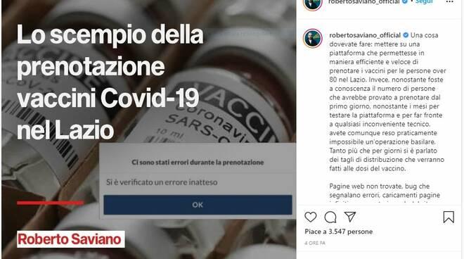 Saviano Vaccini 8oenni