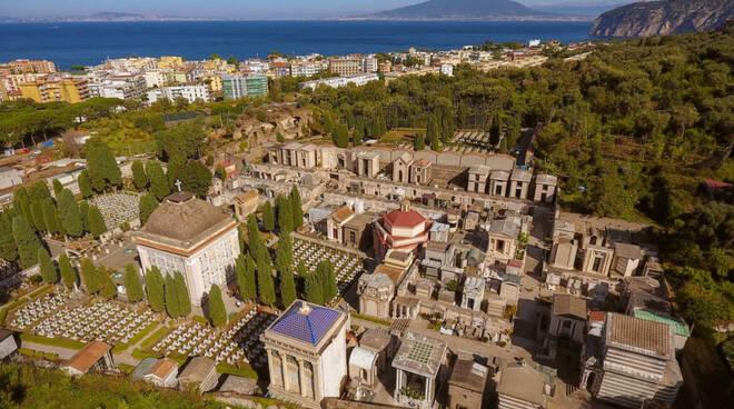 Sorrento, cimitero monumentale, al via l'accordo tra Comune e Università