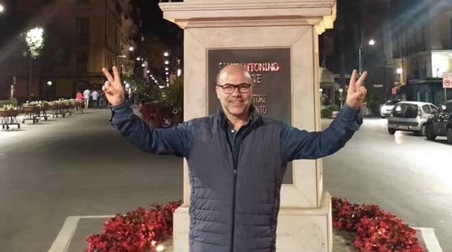 Sorrento, i ringraziamenti del Presidente Conte a Raffaele Pane per i doni ricevuti