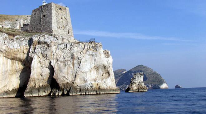 Sorrento, il legame tra Sant'Antonino e Punta della Campanella