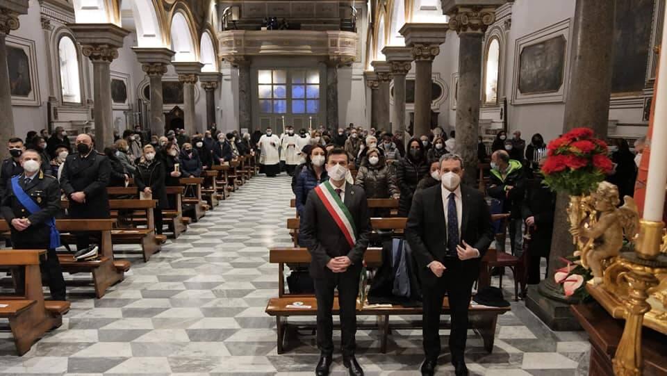 """Sorrento, Luigi Di Prisco: """"Ci apprestiamo a vivere la nostra festa patronale"""""""