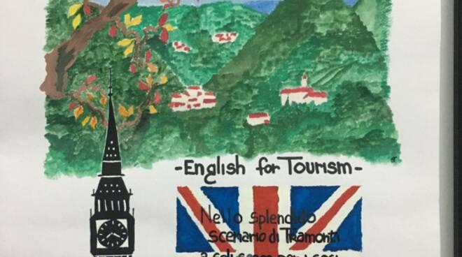 """Tramonti: l'Associazione 13 Borghi lancia il corso """"English for tourism"""""""