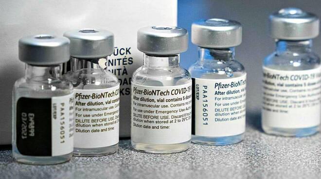 Tramonti, nel weekend al via i vaccini per gli over 80