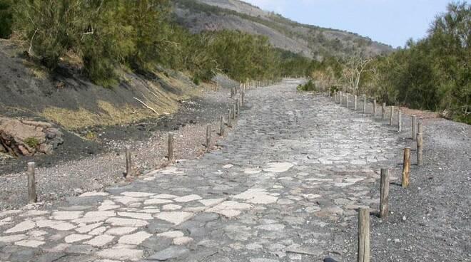 Vesuvio sentiero n. 6