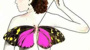"""1 - """"La donna con le ali"""""""