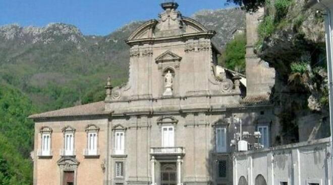 abbazia cava de tirreni