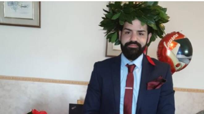 Agerola, auguri ad Alfredo Acampora per la sua laurea in Ingegneria Meccanica
