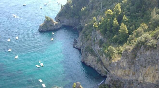Amalfi, al via la progettazione per la messa in sicurezza di 6 costoni rocciosi