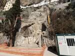 Amalfi, Anas: a partire da oggi pomeriggio al via il terzo fronte del cantiere sulla SS 163