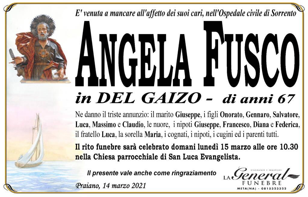 Angela Fusco praiano