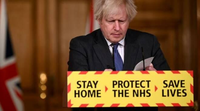 Boris Inghilterra