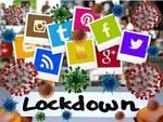 L\'importanza dei social media durante il lockdown