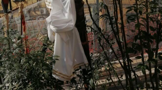 Il Giardino della Passione presso la Chiesa dei Santi Prisco ed Agnello