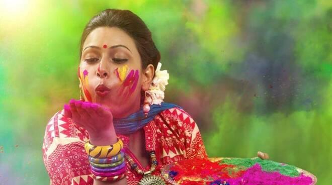 I dolcetti di Holi, la festa indù dei colori