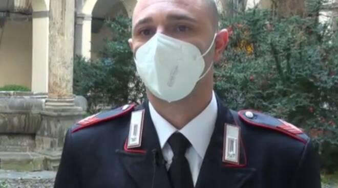 Castellammare. Il carabinieri pestato parla per la prima volta