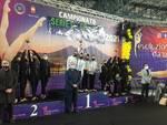 Ginnastica, Juvenilia Cava dè Tirreni ad un passo dalla promozione in Serie B