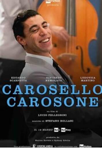Carosello Carosone, stasera in TV