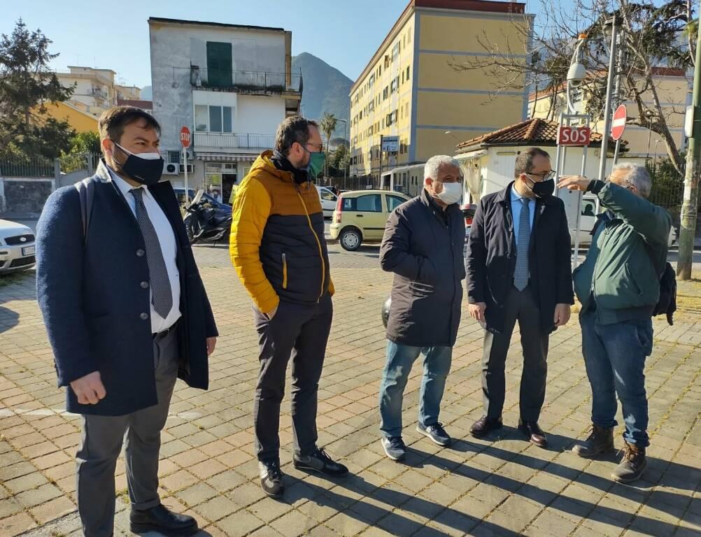 """Castellammare di Stabia, il sindaco: """"Andremo a ripulire ogni angolo della città"""""""
