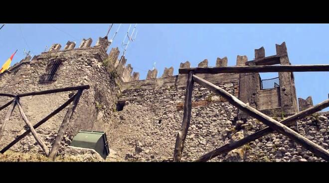Cava de' Tirreni, ancora atti vandalici nel castello di Sant'Adiutore