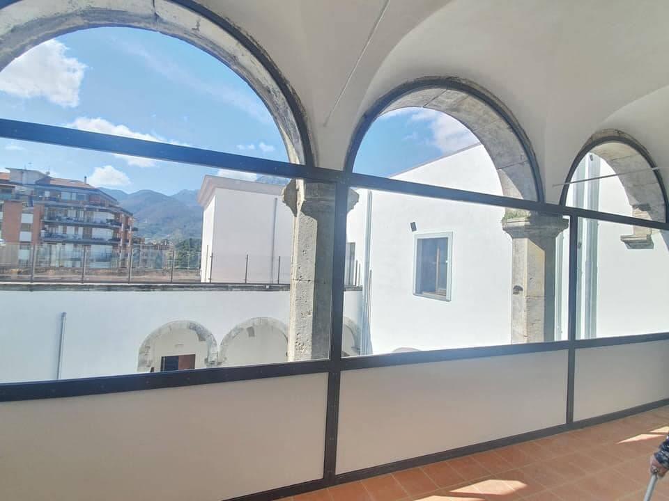 """Cava de' Tirreni, completati i lavori di riqualificazione di Casa Apicella in """"Casa del Dopo di Noi"""""""