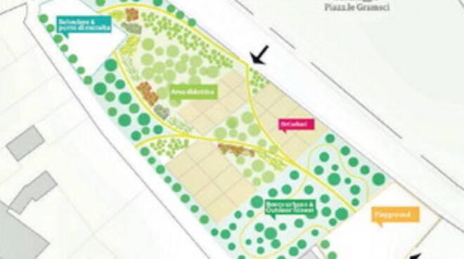 """Cava de' Tirreni, il Bosco urbano """"sfrattato"""" dal cemento"""