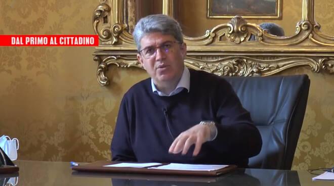 Cava de' Tirreni, il sindaco Servalli fa il punto della situazione sulla campagna vaccinale