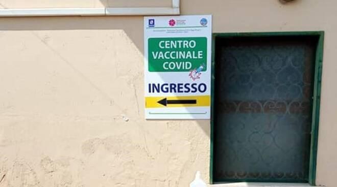 centro vaccinale castiglione