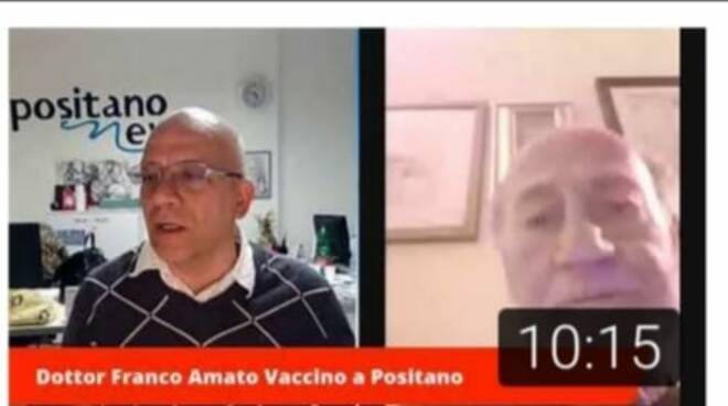 Come procedono le vaccinazioni a Positano? Sentiamo le parole del dottor Franco Amato