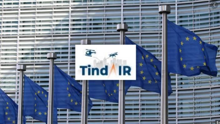 Due realtà campane CIRA e ISSNOVA partecipano al progetto europeo TindAIR