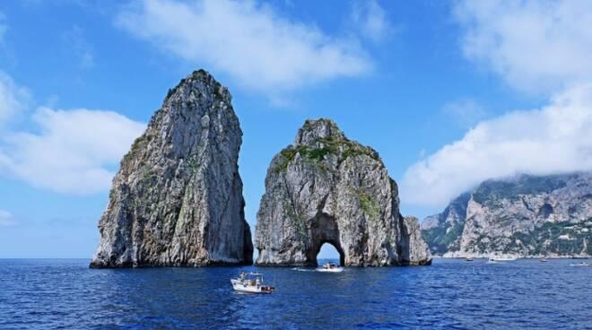 """Estate 2021.Federalberghi Capri lancia il progetto """"Safe Hospitality"""""""