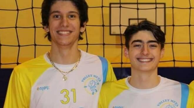 Germano Latella e Giacomo Russo