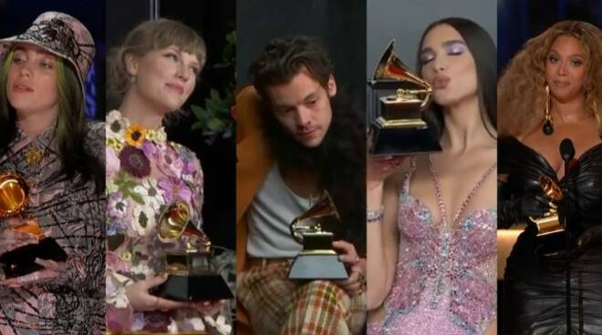 Grammy awards 2021, i vincitori