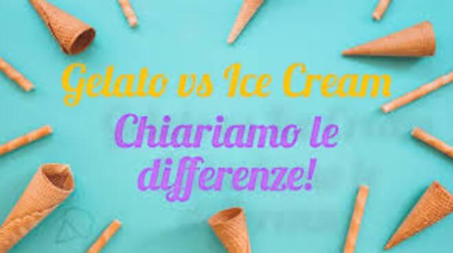 Ice Cream o Gelato