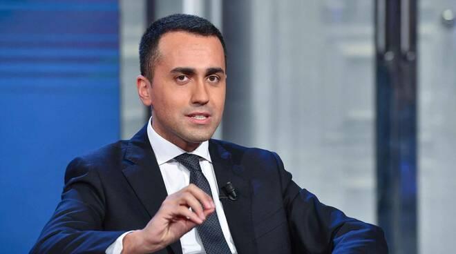 """Il Ministro Luigi Di Maio: """"Non ci sono alternative a misure più rigide"""""""