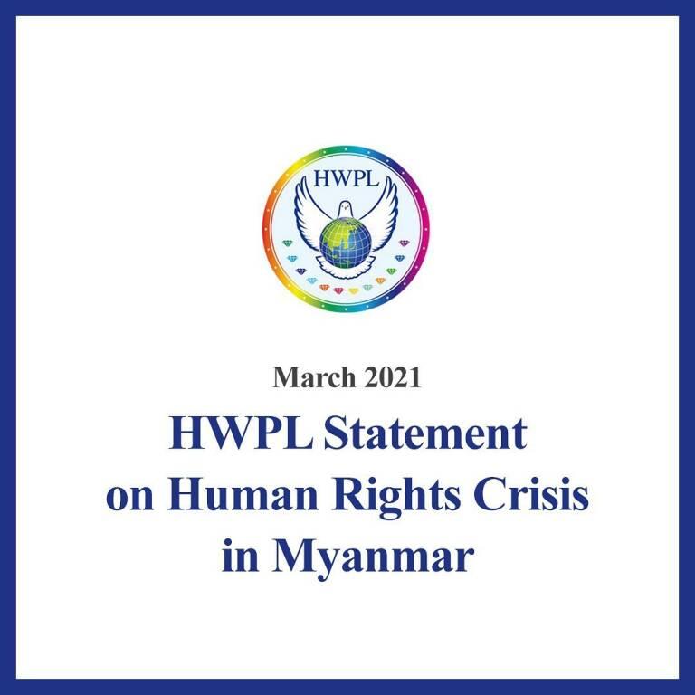 Il presidente Lee condanna l'azione dei militari di Myanmar sui manifestanti innocenti