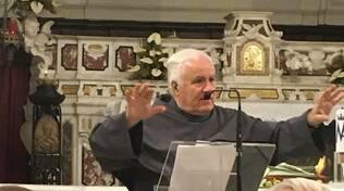 Il saluto dell'amministrazione comunale a Padre Gianfranco Grieco