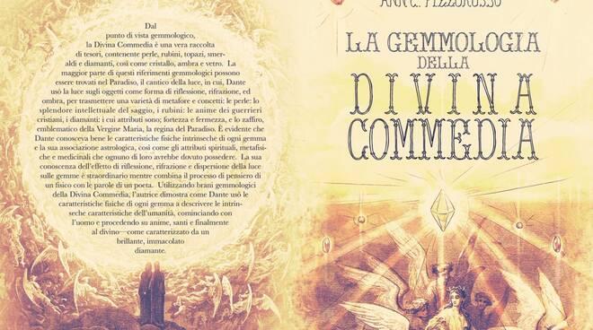 """""""La Gemmologia della Divina Commedia"""". nuovo libro di Ann Pizzorusso, scrittrice proveniente da Amalfi!"""