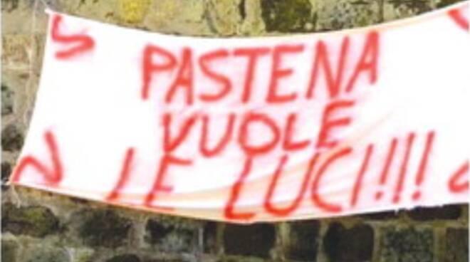 Massa Lubrense, l'intera frazione di Pastena al buio: «Sembra il terzo mondo»