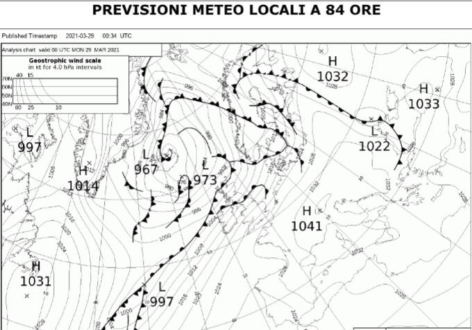 Meteo, le previsioni del Nautico di Piano di Sorrento: da oggi a giovedì tutte giornate di sole!