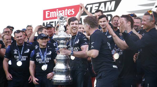 New Zealand rivince Coppa America, Luna Rossa è stata grandissima